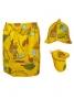 Набор подарочный для бани Noname В-07 Комплект мужской БАННАЯ ТЕМА, 3 предмета