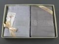 Набор подарочный для бани Santalino Комплект Греческие узоры, 130-027