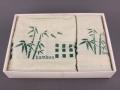 Набор подарочный для бани Fashion &  dizayn Комплект махровых полотенец,  салатовый