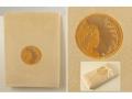Полотенце Santalino Дева, золото