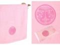 Полотенце Santalino Близнецы,  розовый