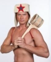 Шапка Ушанка 01 (мужская)