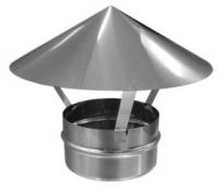 Дымоход Зонт 115мм (цинк)