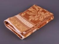 Полотенце Ozdilek Ориент коричневое 70х140 см