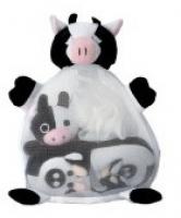 Мочалка 2Пр.+Тапочки Набор Детский Arya В Рюкзаке Bull Puff