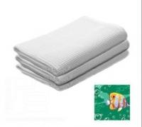 Полотенце-простынь банное вафельное, цветное с рисунком 80х150см, Банные штучки (32071) расцветка 1