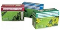 Запарка для бани Трава зверобоя, 20 фильтр-пакетов, Банные штучки (30013)
