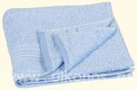 Полотенце Whitex 100*150 Василек голубое