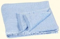 Полотенце Whitex 70*140 Василек голубое