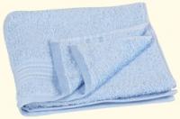Полотенце Whitex 50*100 Василек голубое