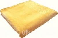 Полотенце Комфорт Шанель золот.75*150