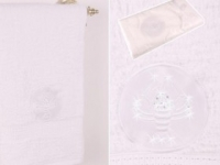 Полотенце Santalino Рак, белый