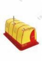 Мобиба МБ-104 жёлто-красная