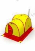 Мобиба МБ-25 желто-красная