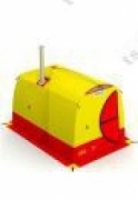 Мобиба МБ-1Т жёлто-красная
