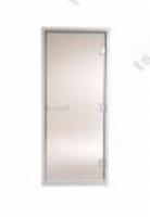 Дверь для сауны Двери для сауны Tylo Alu Line алюминий/бук 1870 x 780мм