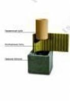 Дымоход Дополнительный комплект дымохода Schiedel Uni 0,33мп диаметр 140мм, одноходовой