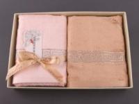 Набор подарочный для бани Santalino Комплект Греческие узоры, 130-025