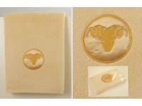 Полотенце Santalino Овен, золото