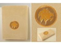 Полотенце Santalino Лев, золото