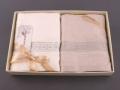 Набор подарочный для бани Santalino Комплект Греческие узоры,  130-026