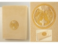 Полотенце Santalino Близнецы, золото
