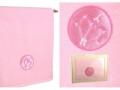 Полотенце Santalino Стрелец, розовый