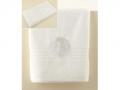 Полотенце Santalino Дева, белый