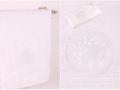 Полотенце Santalino Лев, белый