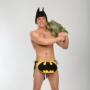 Шапка Комплект 01 Бетмен