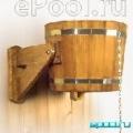 Устройство для обливания 20 л, листв. натур