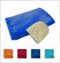Комплект махровый для мужчин, Банные штучки (03681), цвет: Голубой