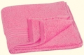 Полотенце Whitex 50*100 Клевер т-розовое