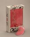 Женский набор для сауны TAC,махровый,розовый