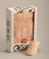 Женский набор для сауны TAC,махровый,персиковый